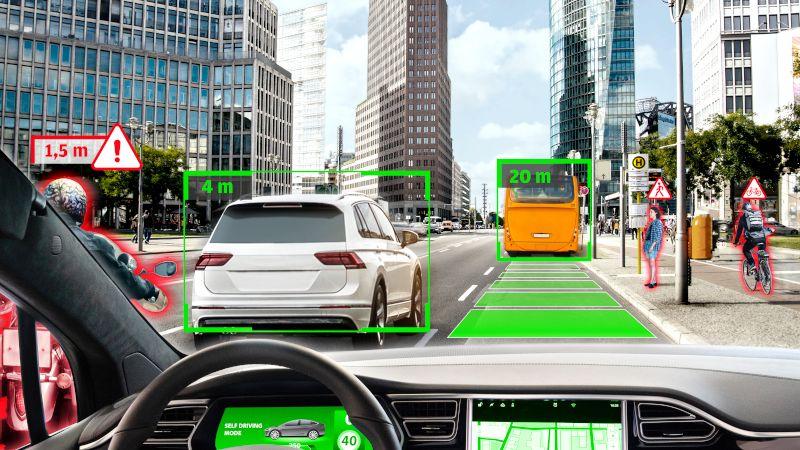 Neue AR-Technik im Auto