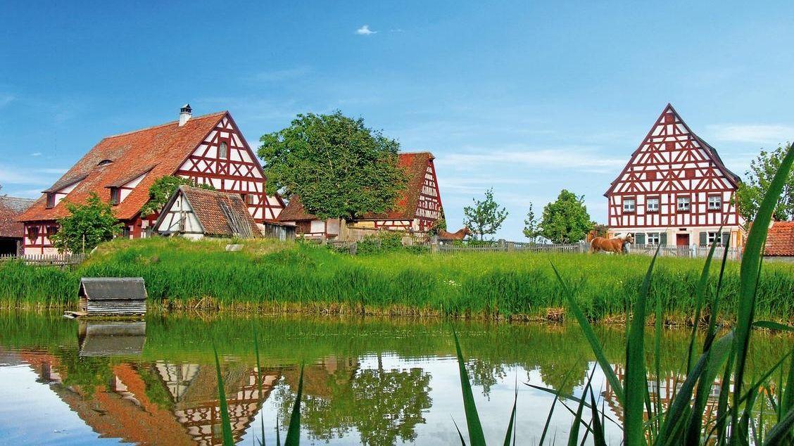 Fränkisches Freilandmuseum erhält Förderung für Synagoge-Aufbau