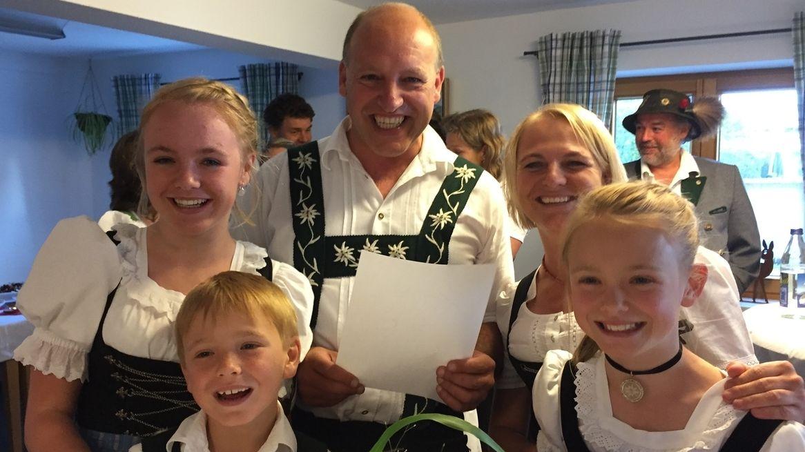 Rolf Walter, neuer Bürgermeister von Bolsterlang