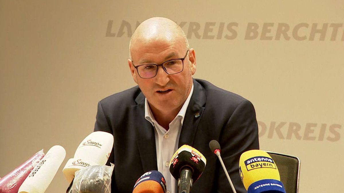 Bernhard Kern zu Lockdown in Berchtesgaden