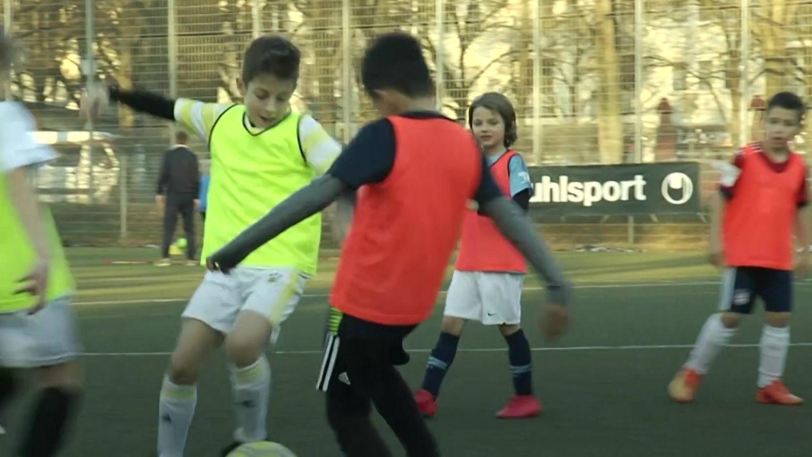 Jugendfußball FT Gern