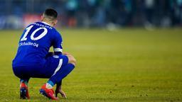 FC Schalke 04 - Manchester City | Bild:dpa-Bildfunk/Rolf Vennenbernd