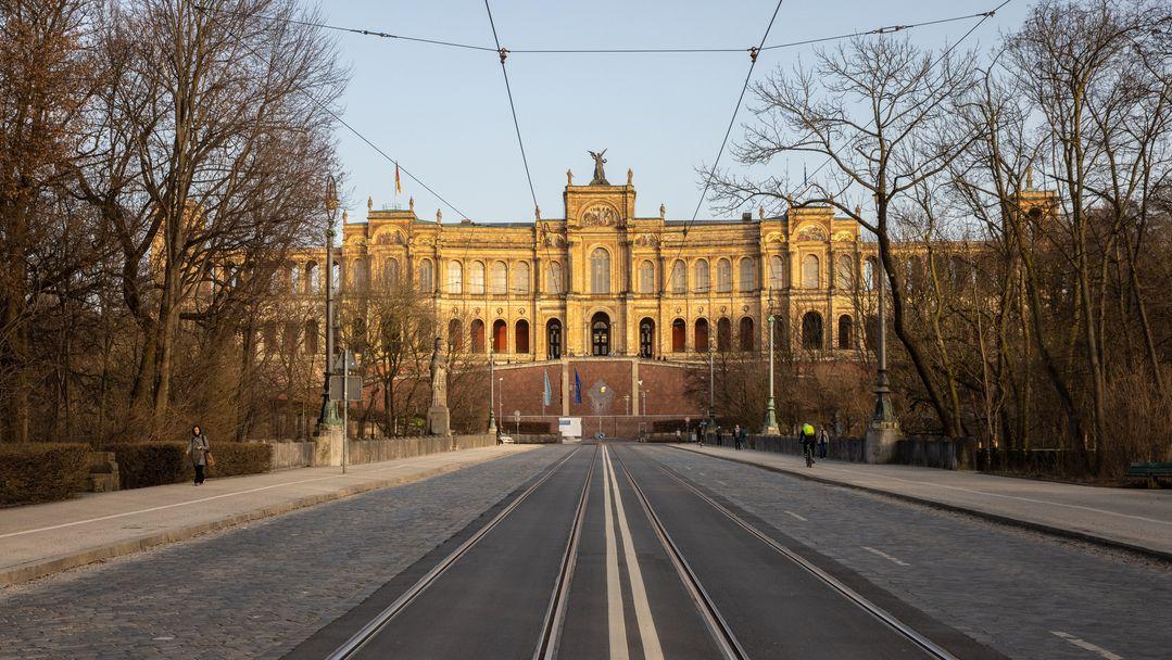Der Bayerische Landtag debattierte am Mittwoch den Entwurf zur Änderung des Polizeiaufgabengesetzes.