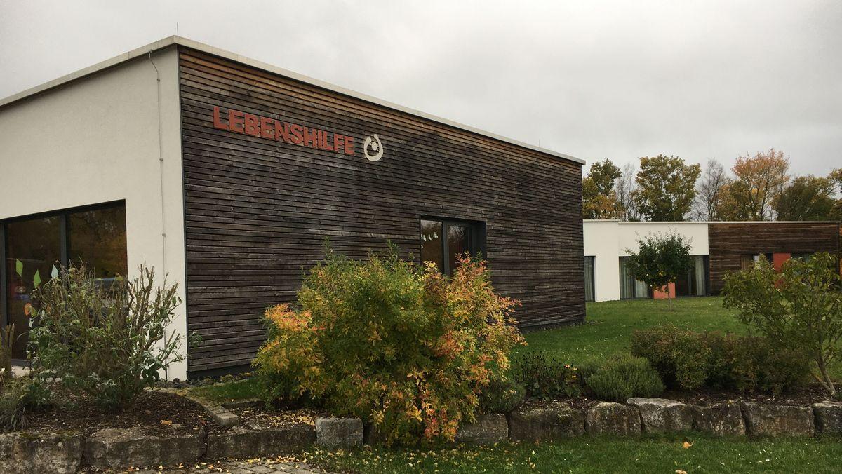 Lebenshilfe-Einrichtung in Mellrichstadt