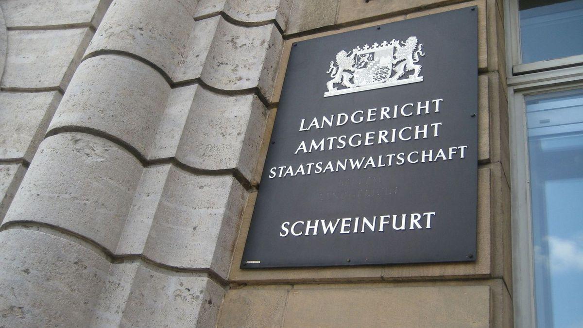 Landgericht in Schweinfurt