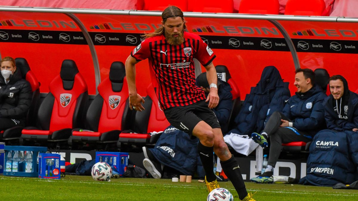 Björn Paulsen zwang mit dem FC Ingolstadt Zwickau in die Knie