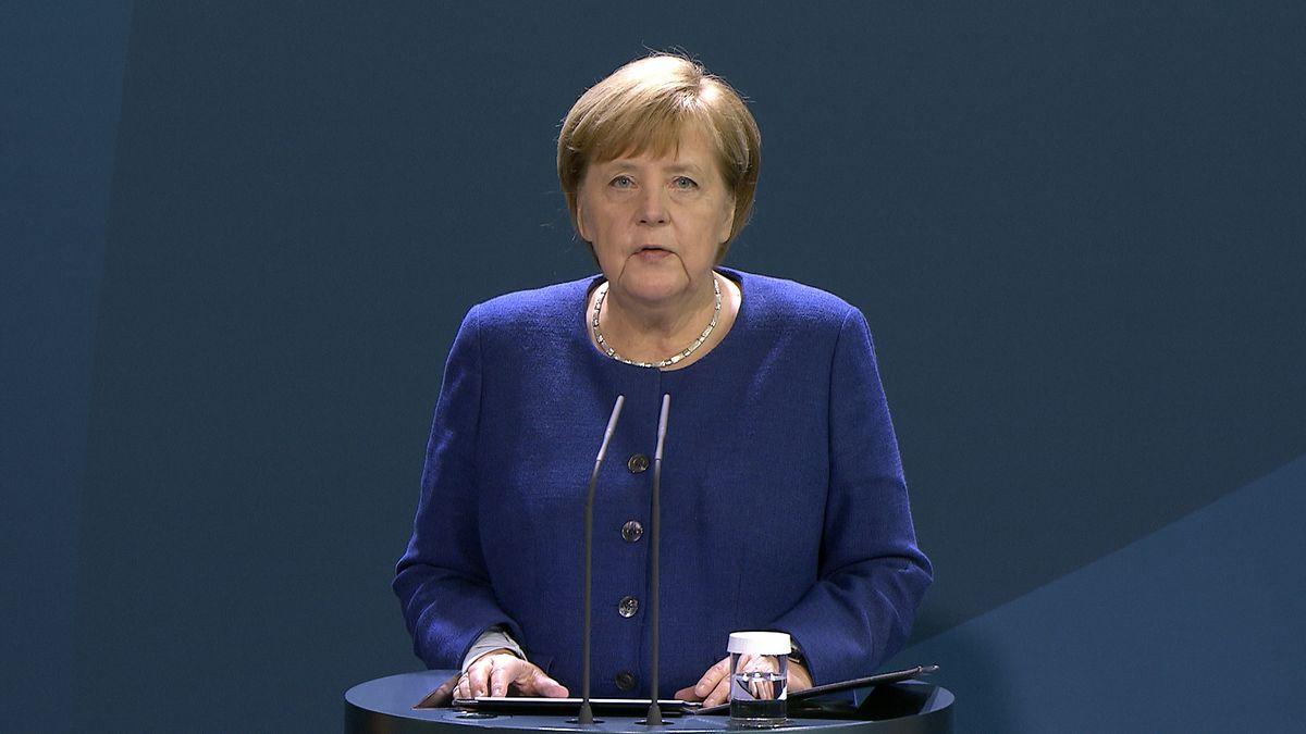 Kanzlerin Merkel zur US-Wahl