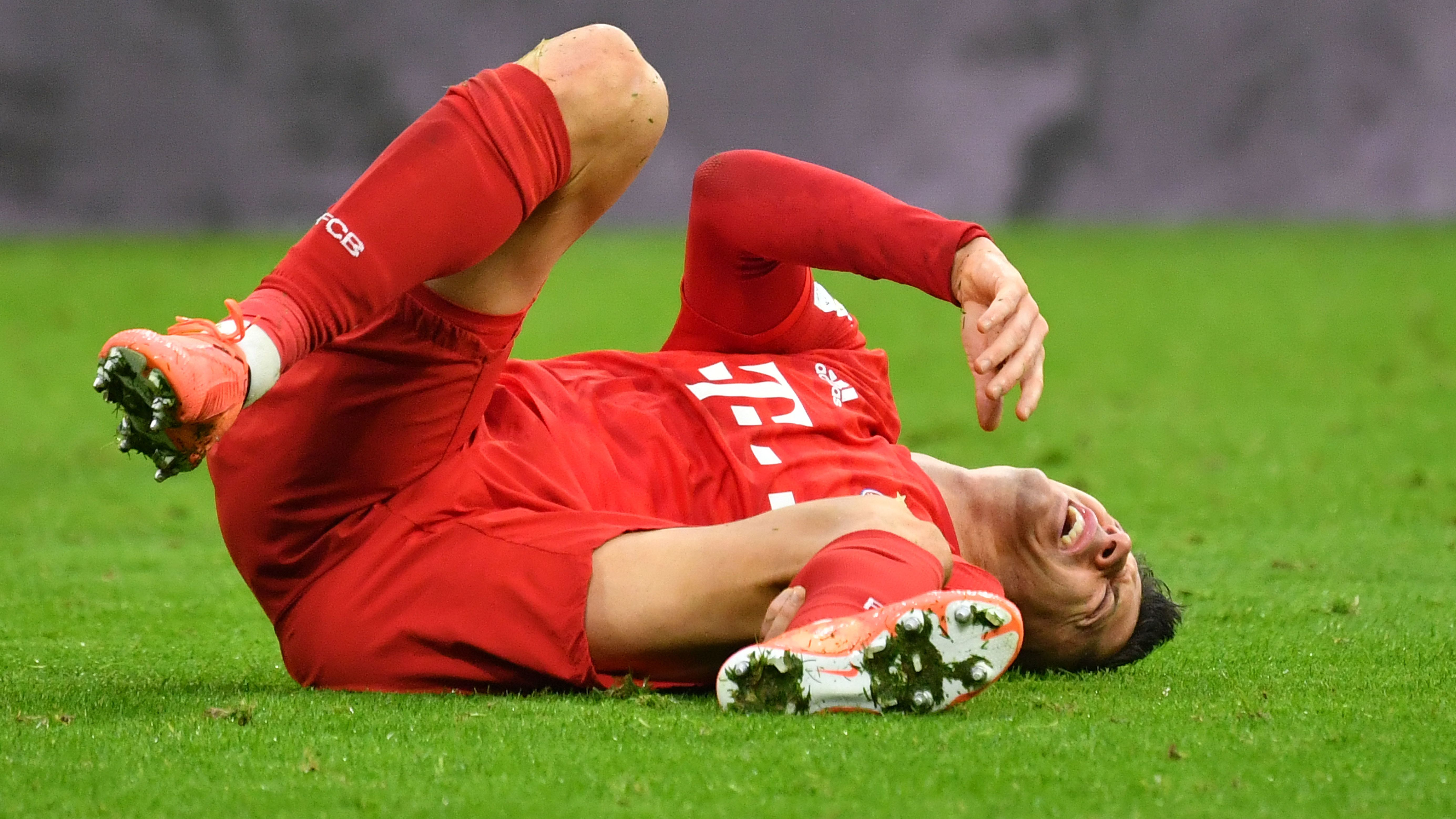 Robert Lewandowski vom FC Bayern