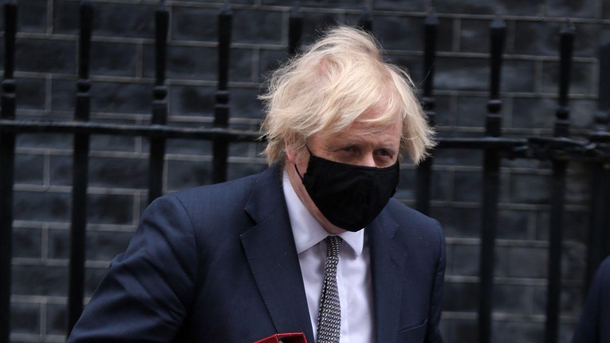 Boris Johnson, britischer Premier.