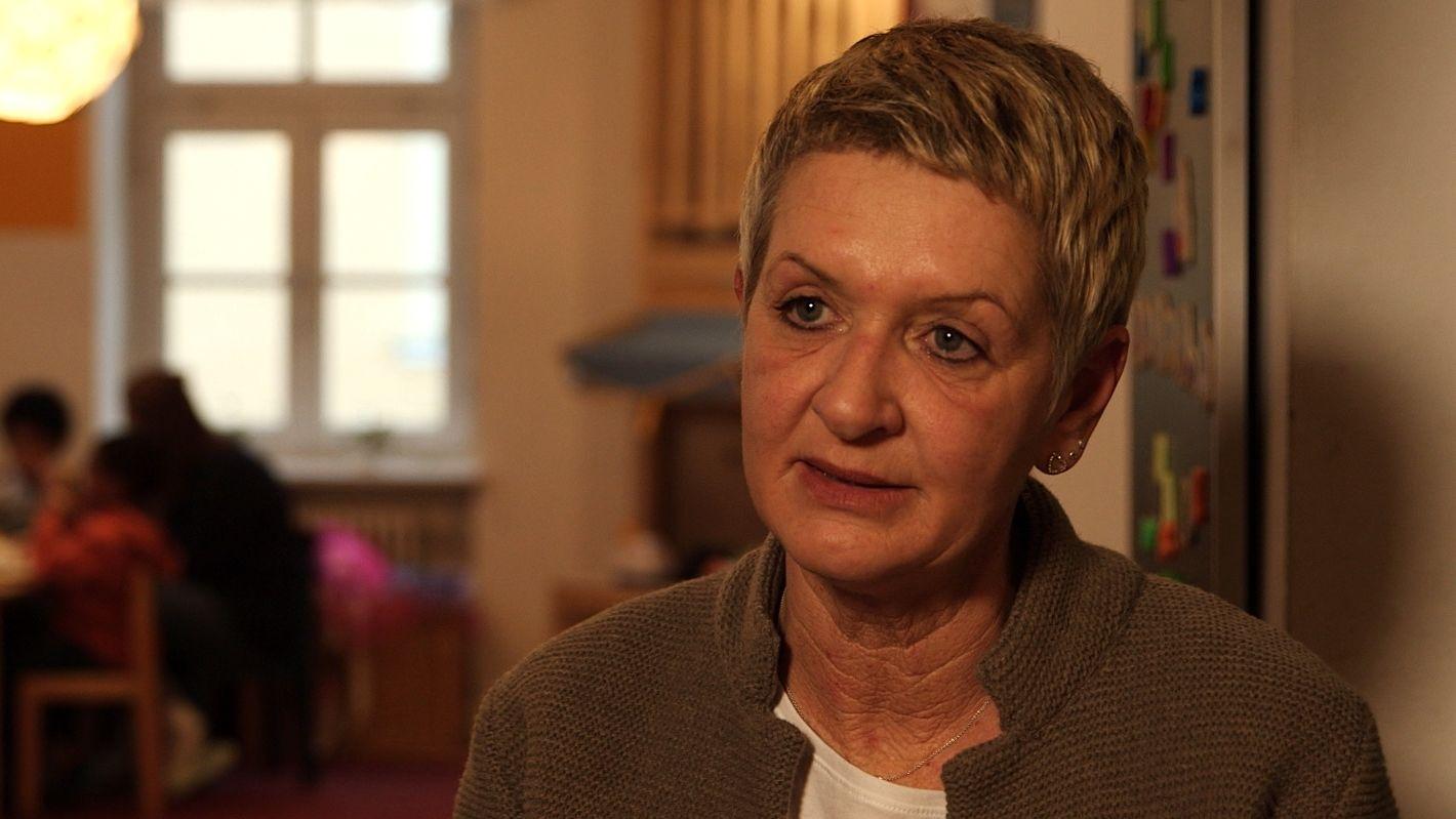 Andrea Wimmer, Leiterin Kinderschutzhaus München