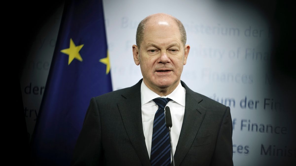 Olaf Scholz (SPD), Bundesminister der Finanzen