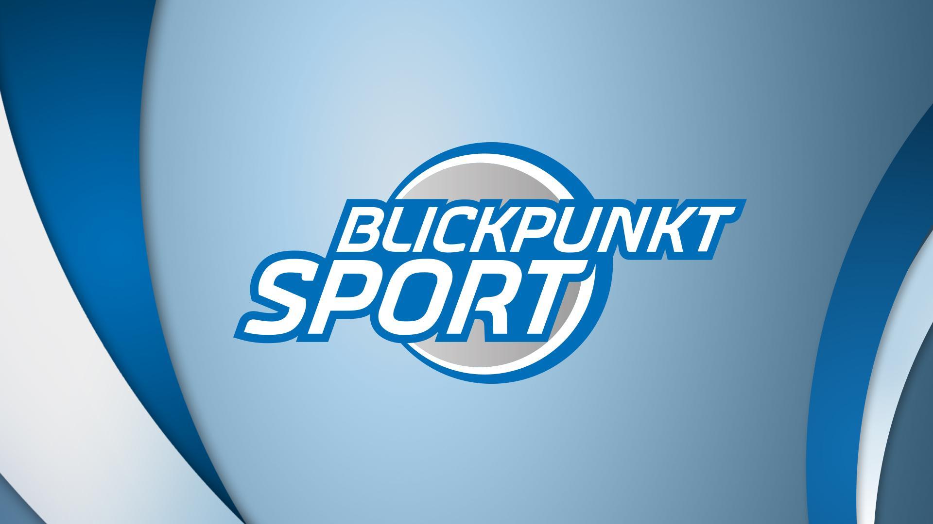 Sendungsbild: Blickpunkt Sport