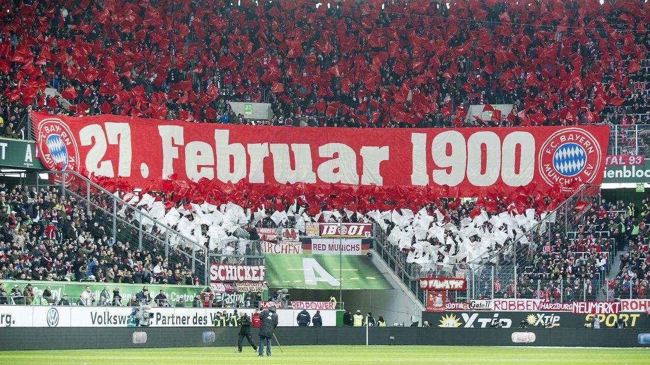 Fußball-Jubiläum: 120 Jahre FC Bayern München