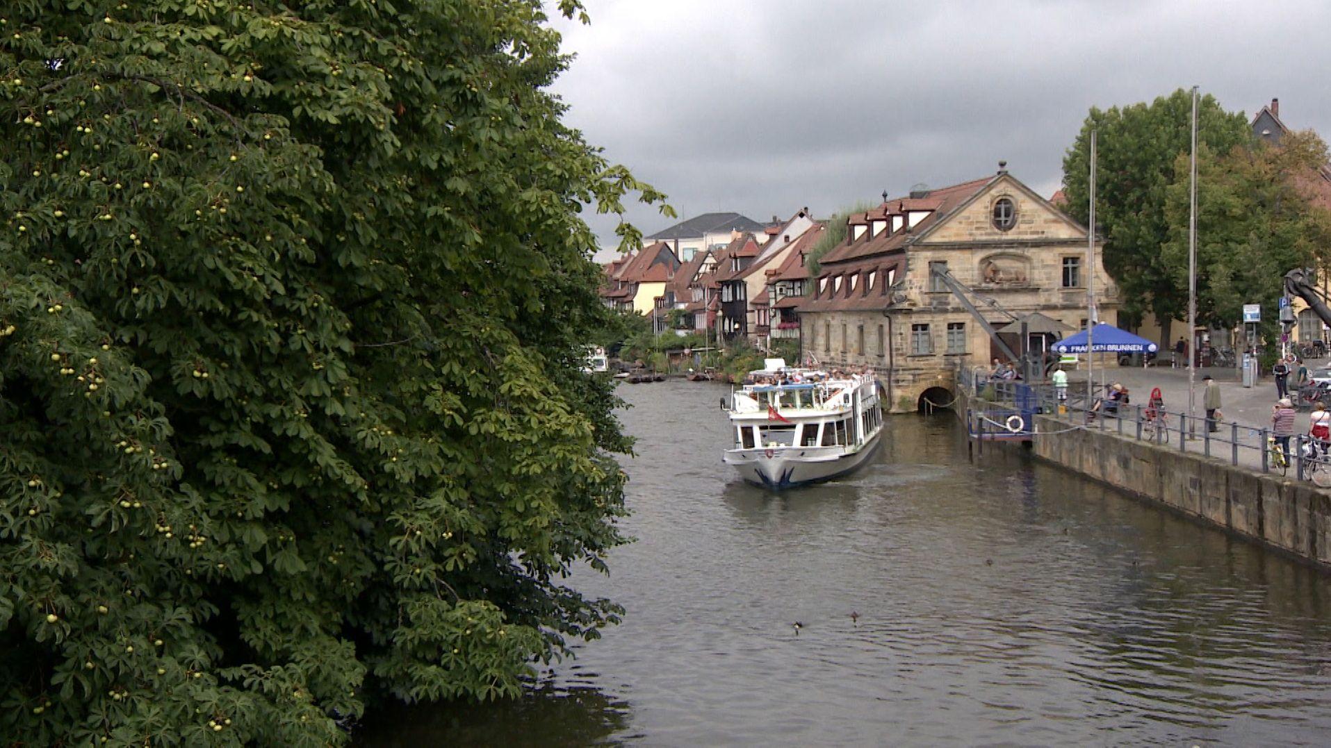 Flusskreuzfahrt in Bamberg