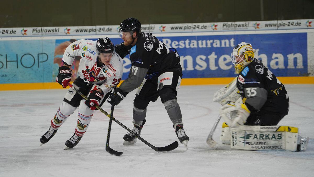 Bayreuth Tigers verschenken Führung und verlieren gegen Freiburg