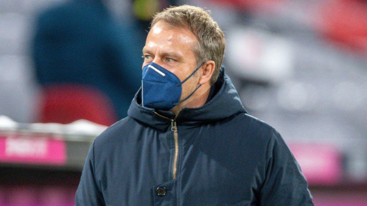 Bayern-Trainer Hansi Flick