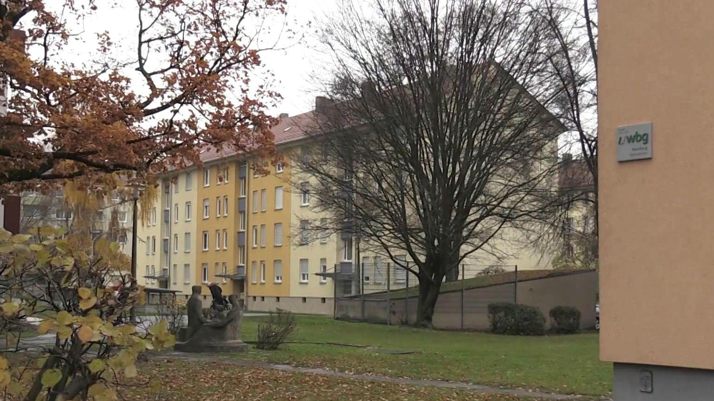 In Nürnberg werden derzeit besonders viele Sozialwohnungen gebaut.