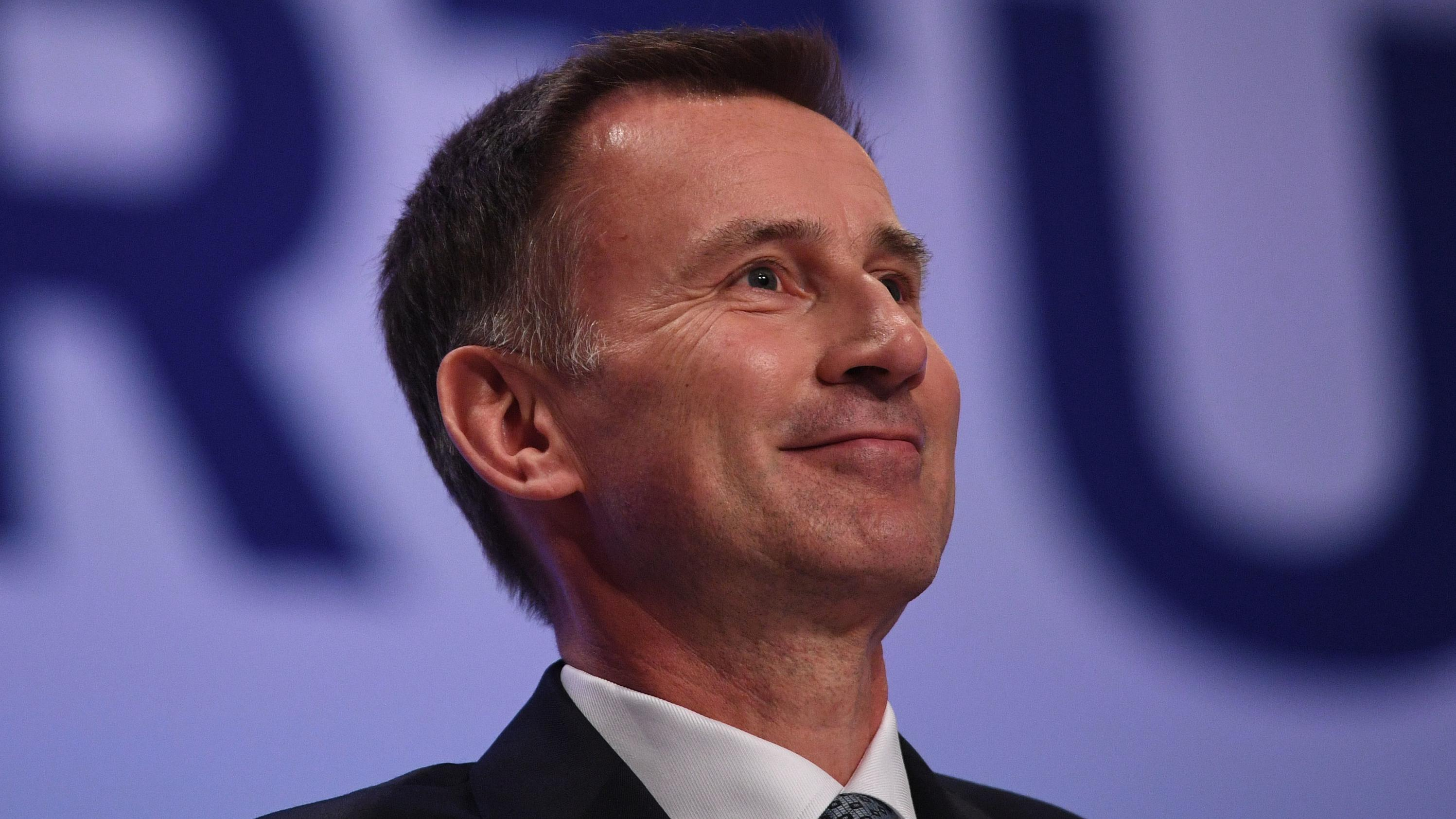 Jeremy Hunt, Außenminister von Großbritannien