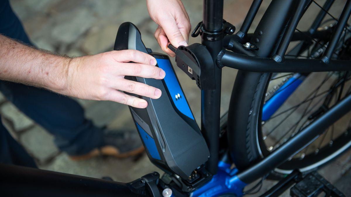 Batterie E-Bike