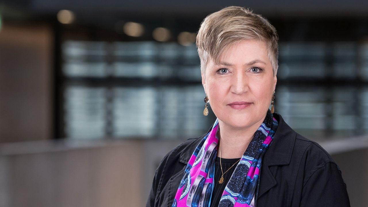 BR-Hauptstadt-Korrespondentin Birgit Schmeitzner