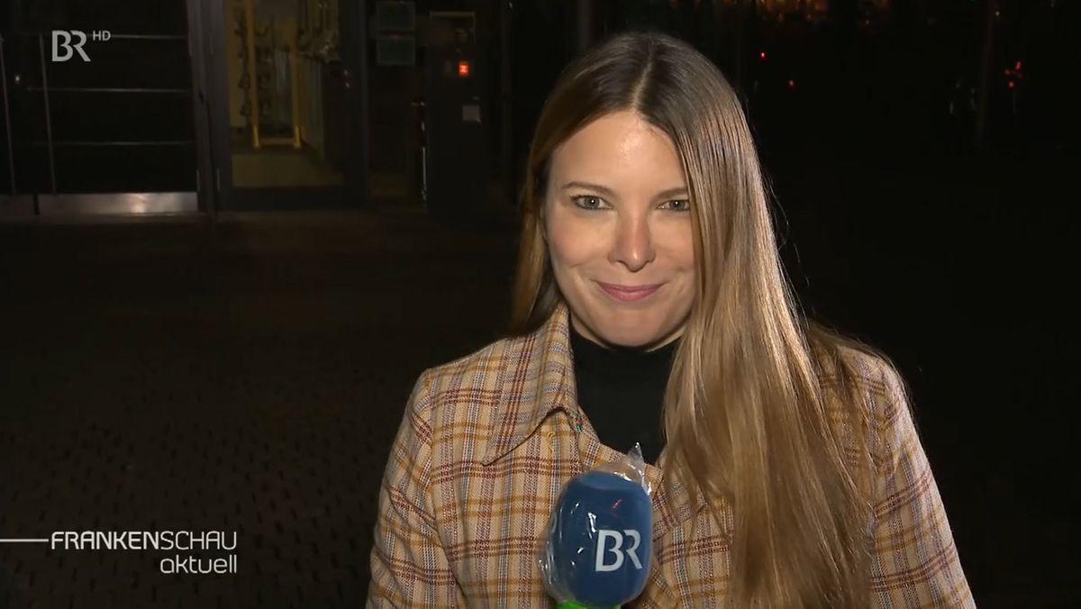 BR-Korrespondentin Sandra Jozipovic