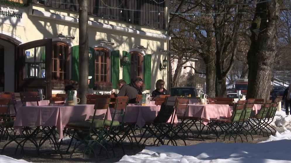 Restaurant-Besucher | Bild:BR
