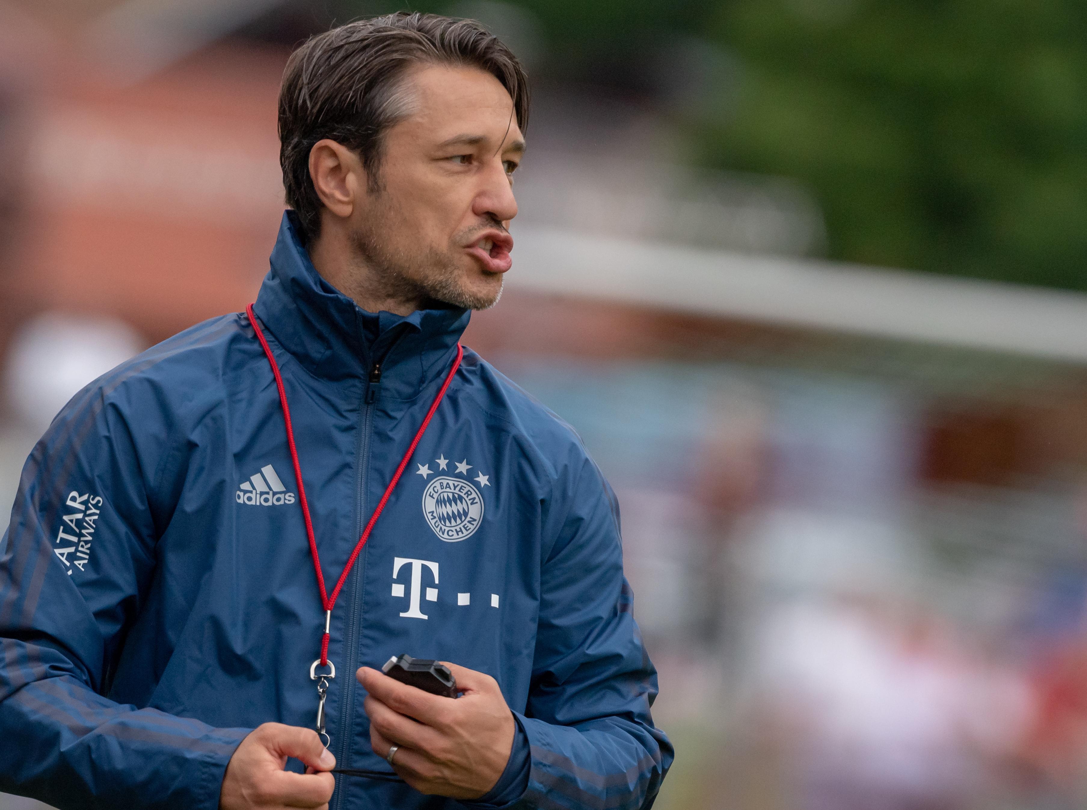 FC Bayern zum Bundesliga-Auftakt nur 2:2 gegen Hertha BSC