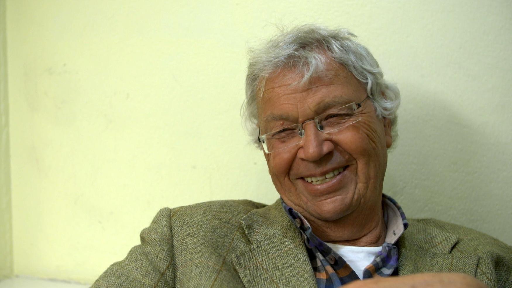 Gerhard Polt, bayerischer Kabarettist, im BR-Interview