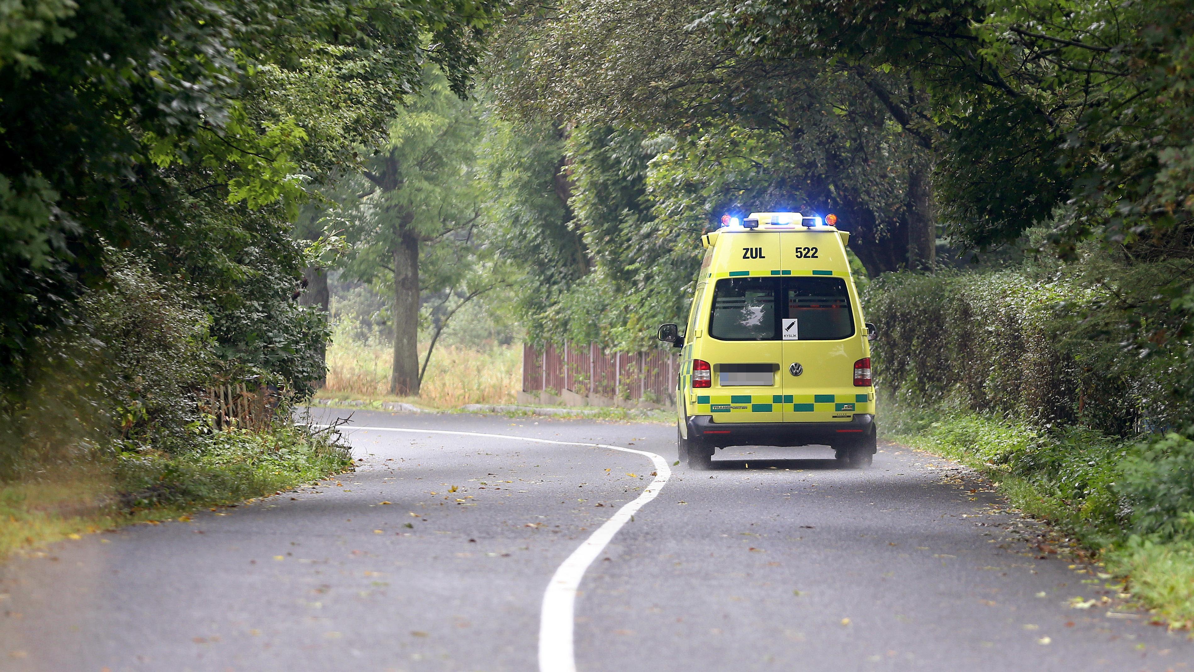 Tschechische Krankenwagen werden künftig häufiger in der Oberpfalz zu sehen sein: Der Grenzverkehr der Rettungsdienste wird vereinfacht.