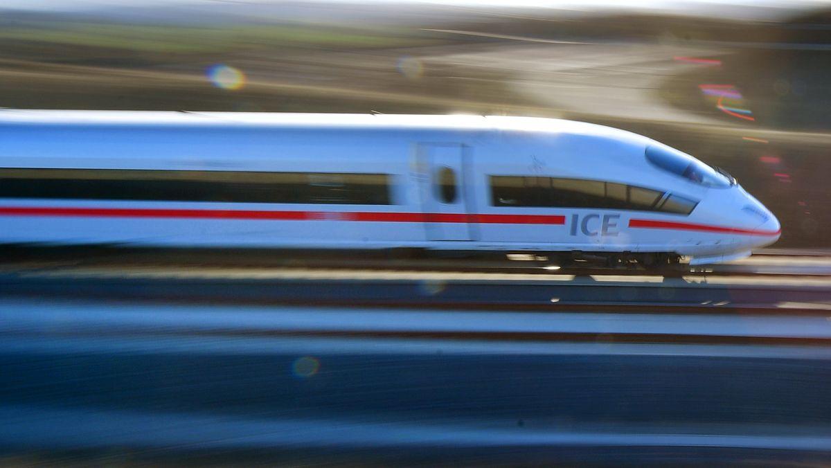 Ein ICE-Sprinter