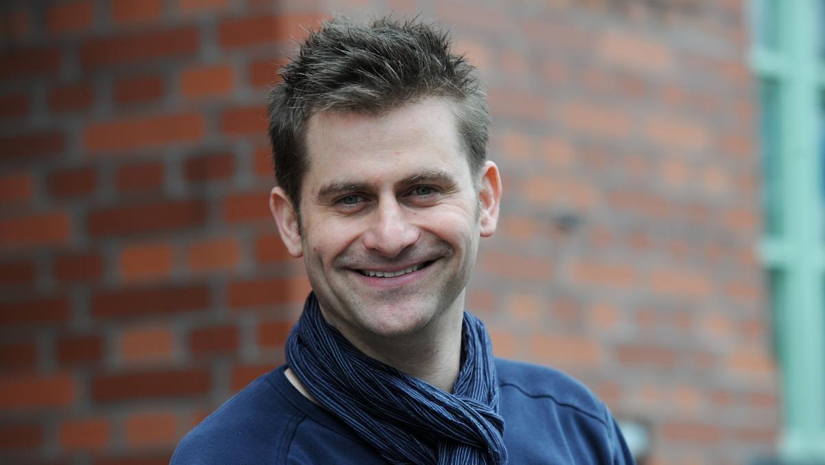 Kabarettist Michael Altinger