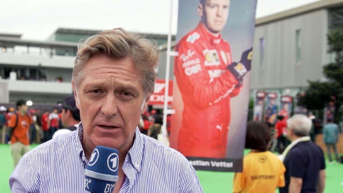 BR-Formel-1-Reporter Andreas Troll