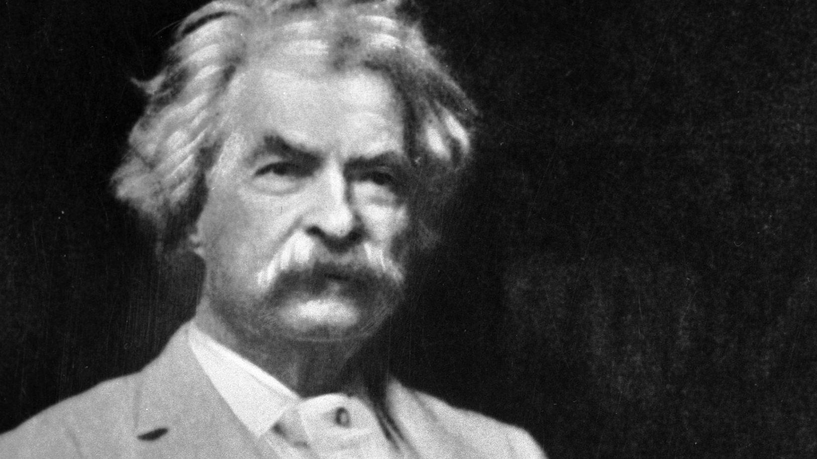"""""""Meisterschaft oder: Even German is preferable to death"""" von Mark Twain erscheint erstmals auf Deutsch bei Reclam"""