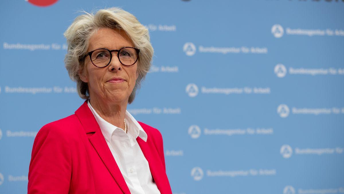 Christiane Schönefeld, Vorstandsmitglied der Bundesagentur für Arbeit