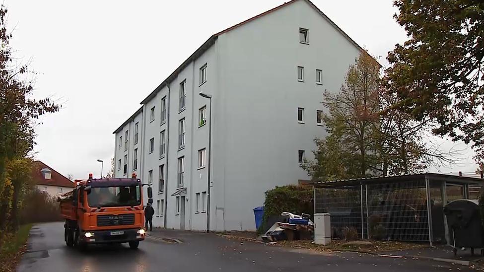 Obdachlosenunterkunft Schweinfurt
