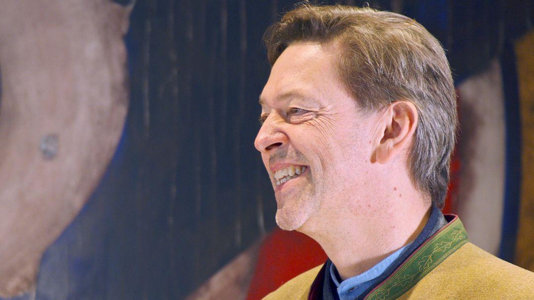Peter Reichert übernimmt das Bräurosl-Zelt auf dem Münchner Oktoberfest.
