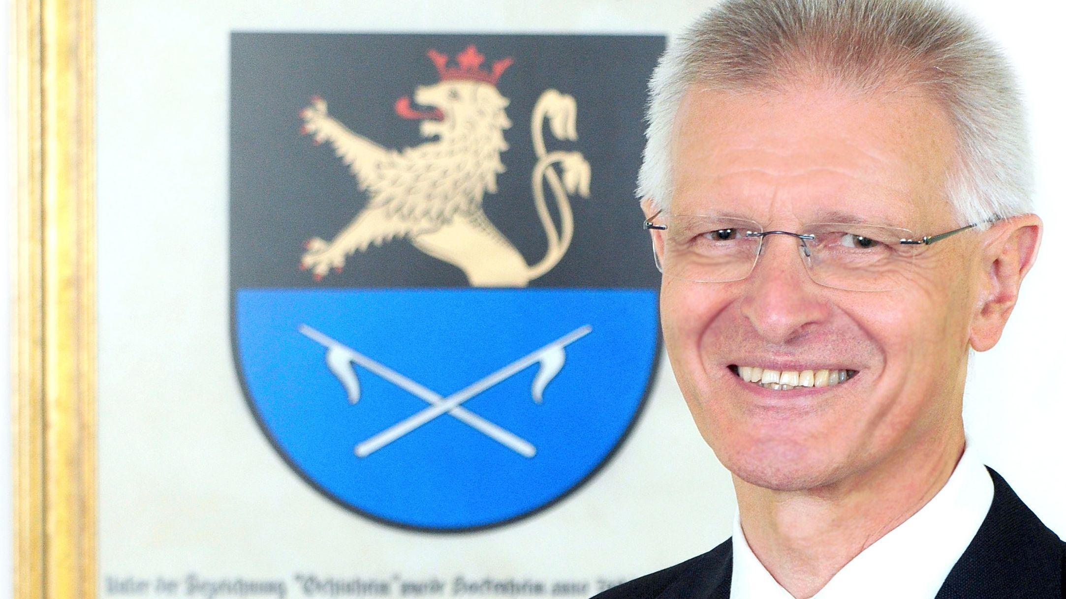 Dieter Grummer, Oberbürgermeister von Hockenheim