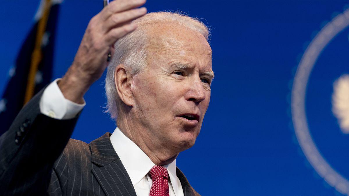 Gewählter US-Präsident Joe Biden wird 78 Jahre