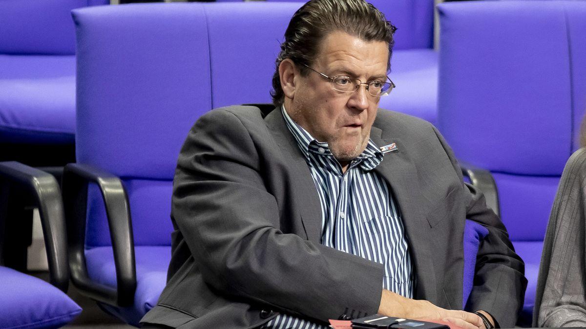 Stephan Brandner (AfD) im Bundestag