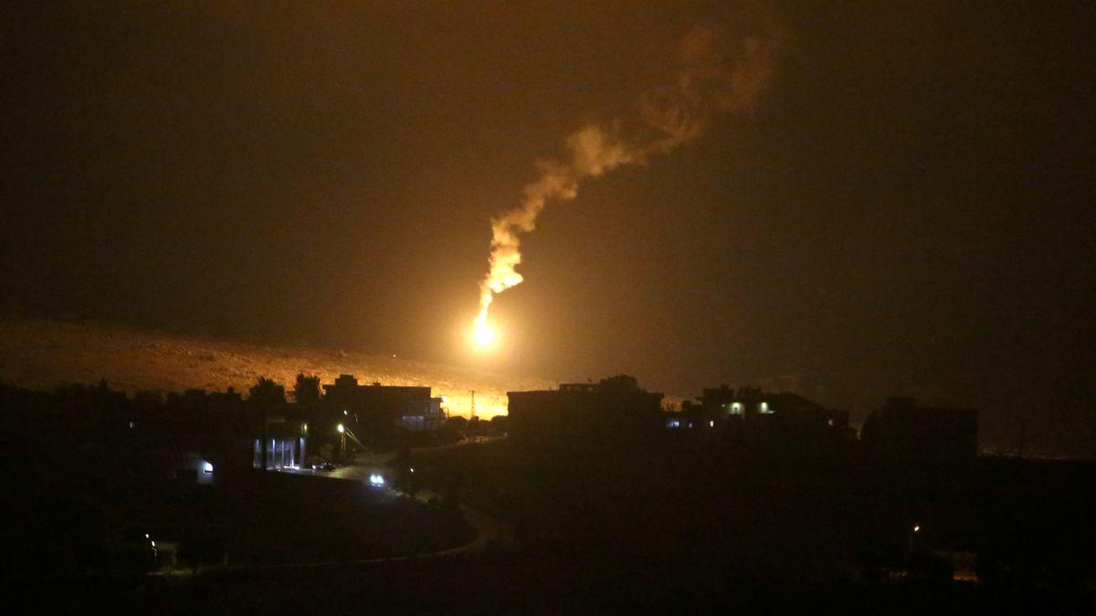 Israel greift Ziele im Libanon an