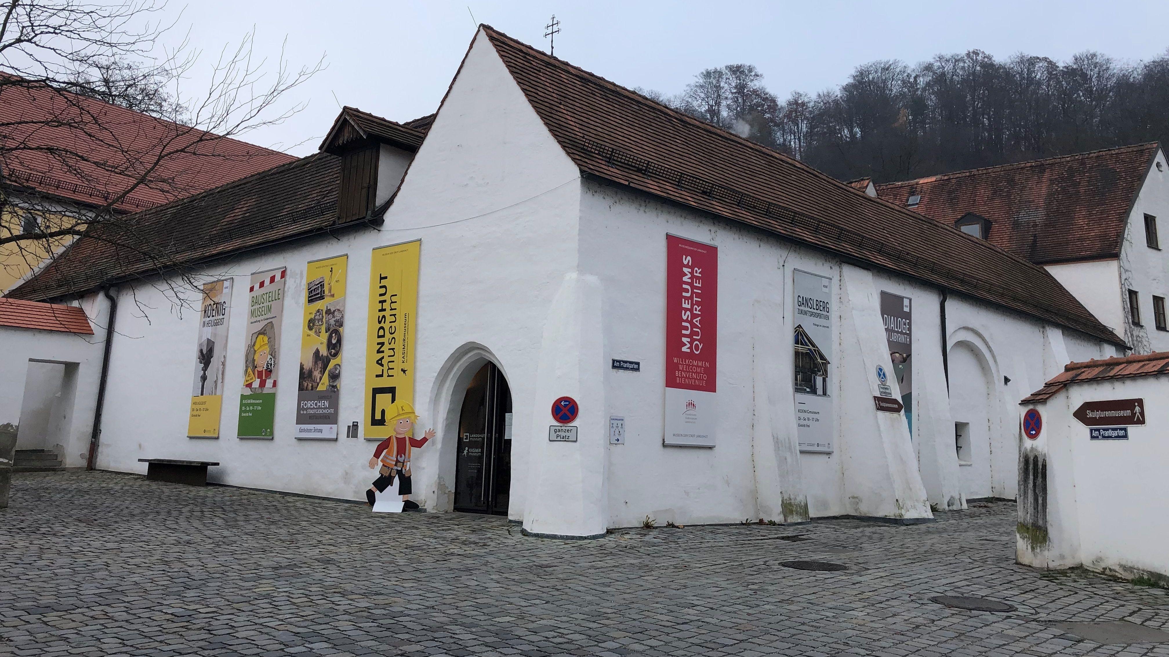 Museumsquartier in Landshut