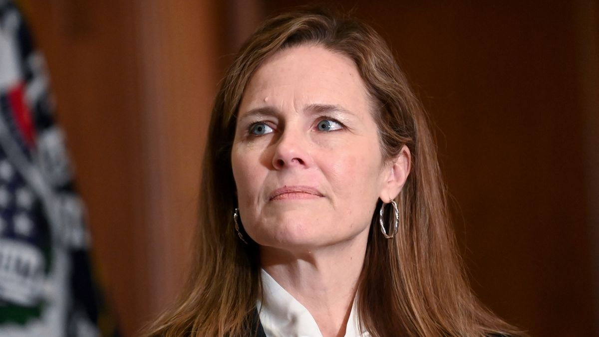 Richterin Amy Coney Barrett soll in den Obersten Gerichtshof