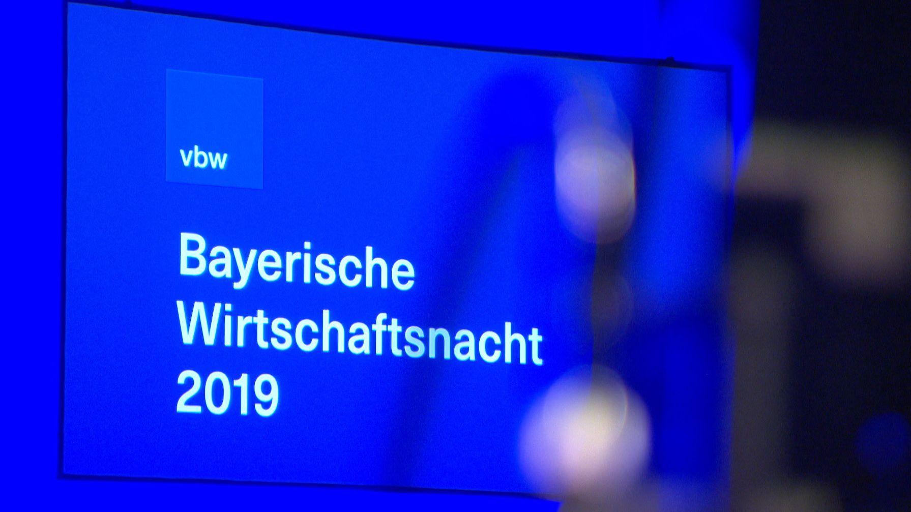 Die Nacht der Bayerischen Wirtschaft