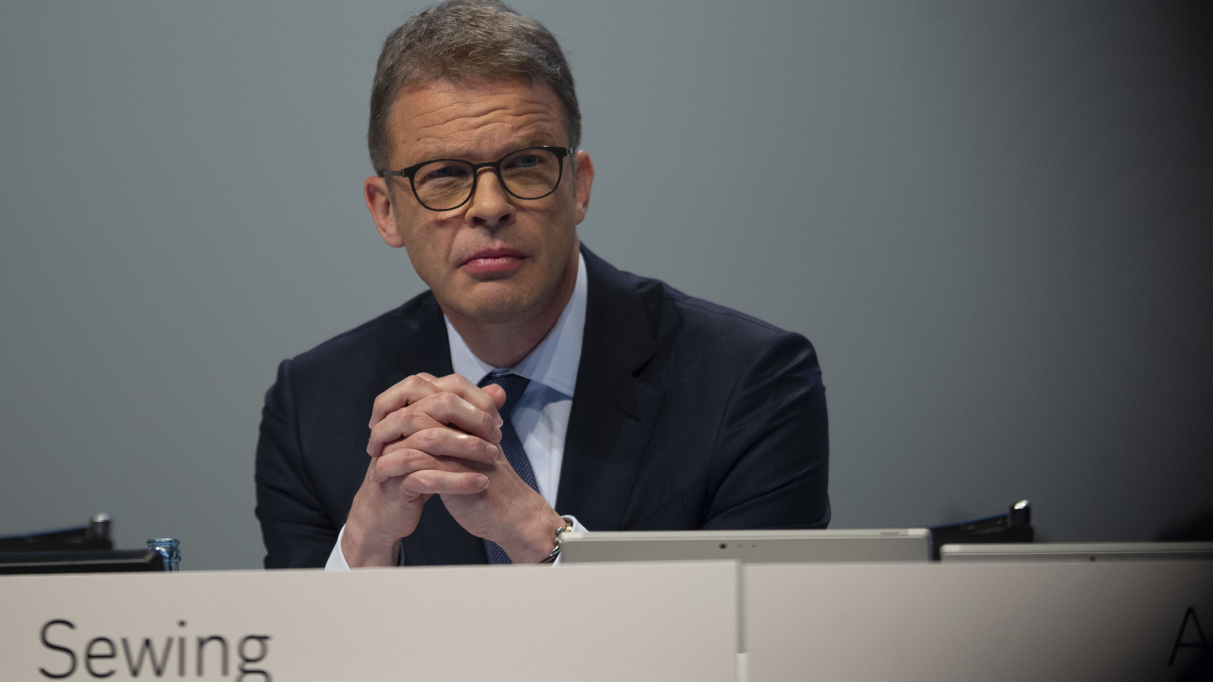 Christian Sewing, Vorstandsvorsitzender Deutsche Bank AG