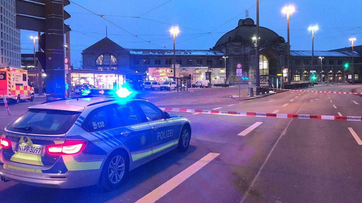 Verdächtiger Gegenstand führte zu Polizei-Großeinsatz in Nürnberg