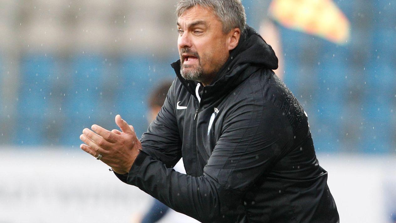 Der Bochumer Trainer Thomas Reis
