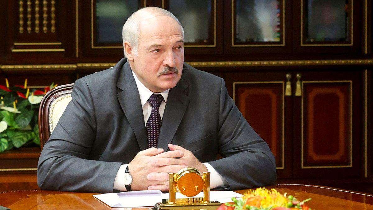 Der belarussische Staatschef Alexander Lukaschenko.