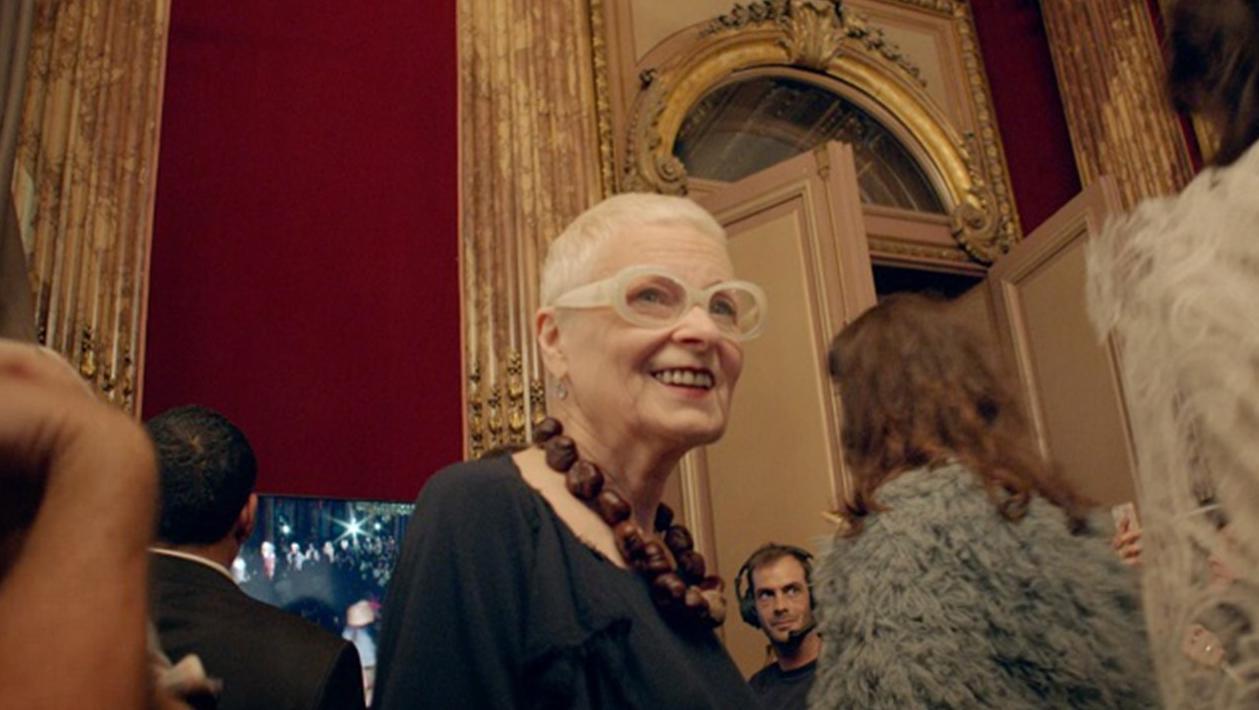 """Vivienne Westwood in dem Dokumentarfilm """"Westwood"""" von Lorna Tucker"""