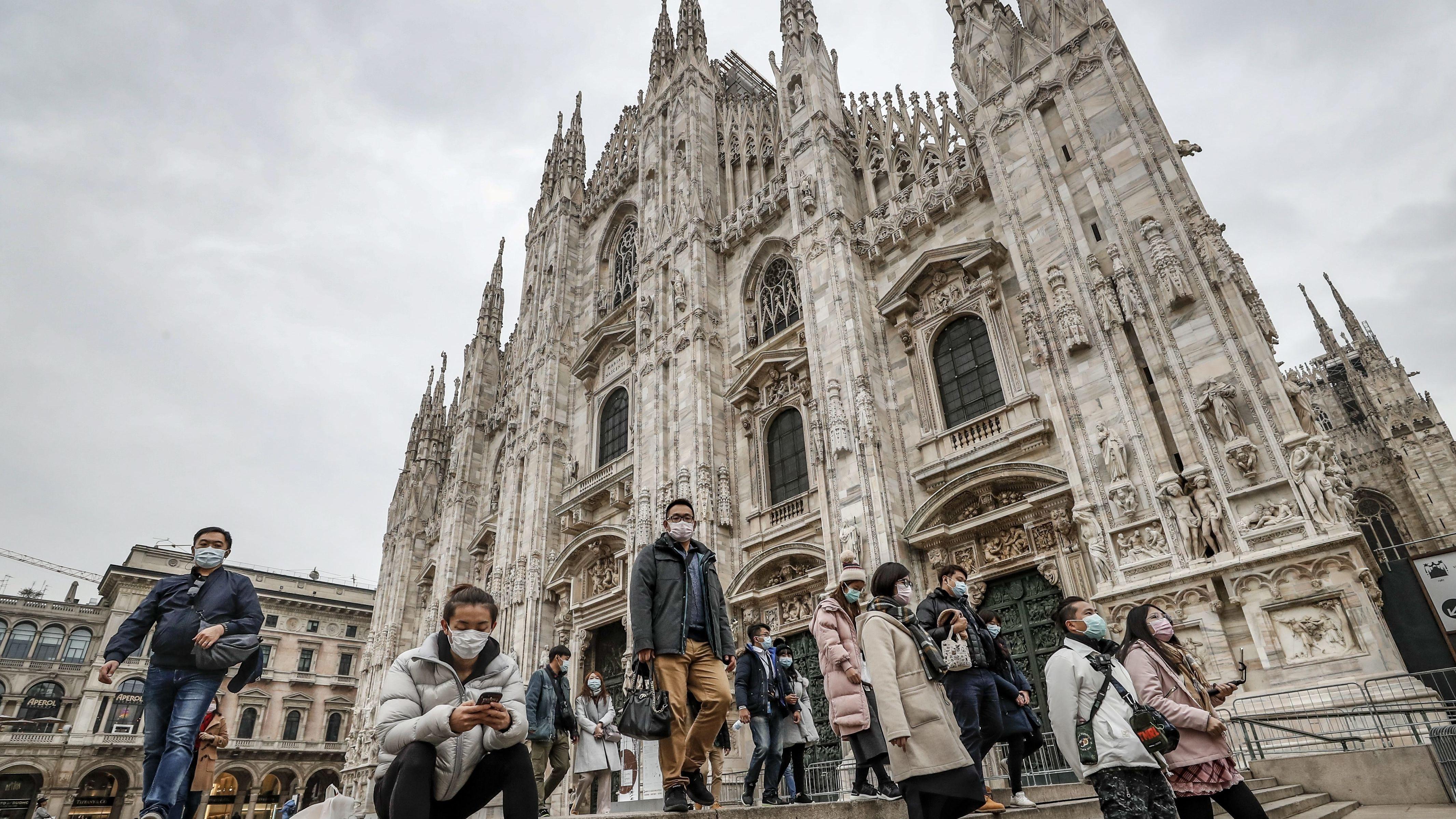 Italien riegelt wegen Corona immer größere Gebiete ab