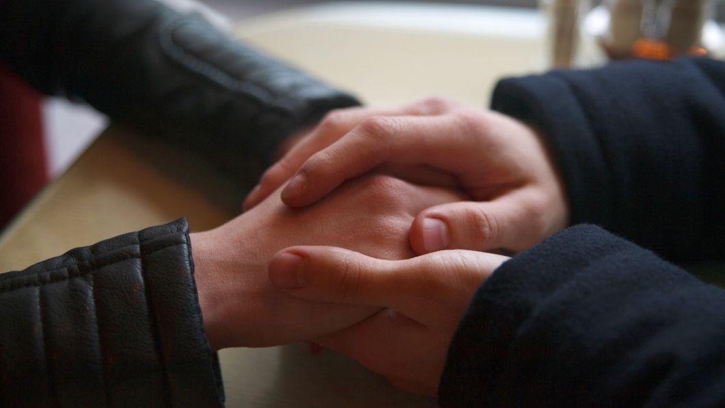 Sozialer Kontakt (Symbolbild)